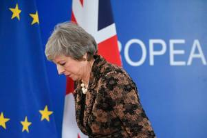 Theresa May warned that second Brexit referendum could take six months