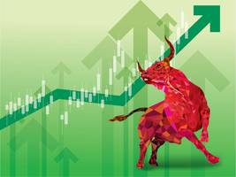 bitcoin, xrp, ethereum price in the green. litecoin and bitcoinsv leading with 8% gains