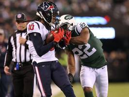 deandre hopkins' heroics power texans to late win over jets