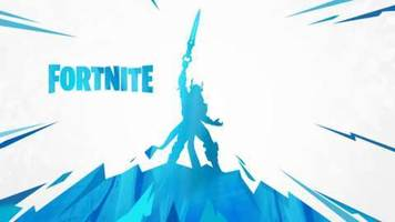 Fortnite's Infinity Blade Sword Has Already Been Removed