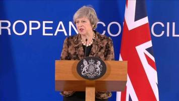 Ministers supporting Theresa May downplay chance of second Brexit vote