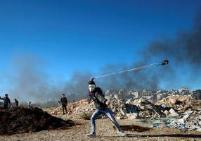 anatomy of a palestinian riot and israel's response
