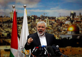 hamas chief: we will liberate all our prisoners, thwart zionist attacks