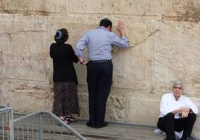 renovation for egalitarian section at western wall expected to be approved