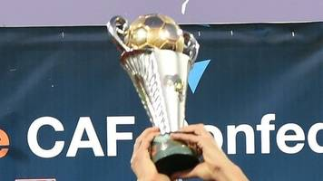 african confederation cup: al masry suffer shock home defeat