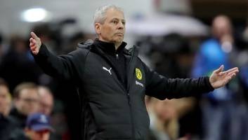 Lucien Favre Admits Borussia Dortmund 'Made Life Difficult for Themselves' During Werder Bremen Win