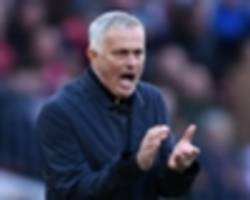 Mourinho avoids charge for 'improper' language after Newcastle win