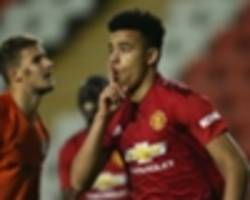 greenwood stars as man utd end chelsea's fa youth cup dominance