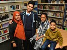 Barkingside East London schoolboy from Bangladesh wins place at Eton