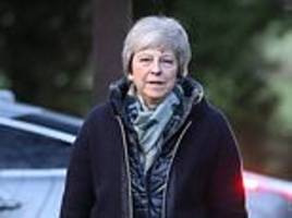 Let MPs take control of Brexit, Theresa May is urged