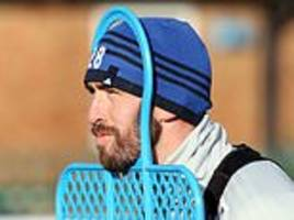 Christian Fuchs hopes to leave Leicester City as a Carabao Cup winner