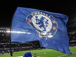 three chelsea fans spoken to by police over alleged anti-semitic chanting on train