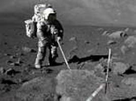 Living on the moon could KILL: Researchers find breathing lunar dust could lead to lung cancer