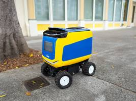 The food delivery robot that burst into flames at Berkeley university had the same problem as Samsung Galaxy Note 7 phones