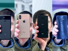 these are the top 7 smartphones of 2018