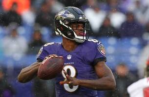 Michael Vick says that he's 'sort of surprised' about Lamar Jackson's hot start to NFL career
