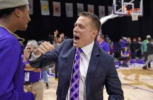 surprise: perfect furman hoping to end ncaa tourney drought