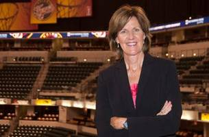 Pacers make Krauskopf the first female assistant general manager in NBA history