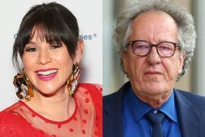 'orange is the new black' star yael stone accuses geoffrey rush of sexual misconduct