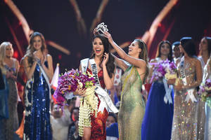 ratings: 'miss universe' sheds viewers from 2017 pageant, fox finishes fourth