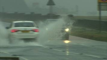 northern ireland storm warning for early tuesday