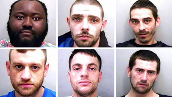 'county lines' manchester gang jailed for grimsby drugs plot