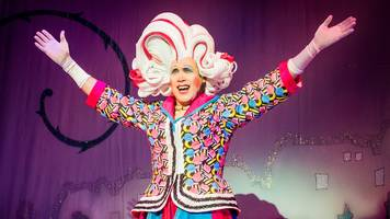 panto positivity after nerve agent attack