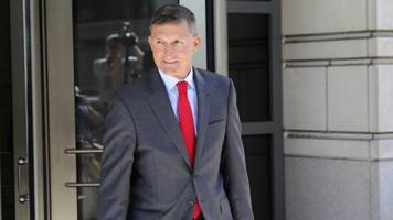 flynn associates charged with secretly working for turkish government