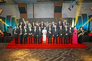 outstanding business leaders and organizations were conferred the prestigious asia pacific entrepreneurship awards 2018 malaysia