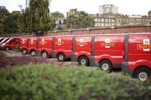 Royal Mail issues statement after lorry kills man and dog and leaves woman fighting for life