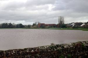 flood alert for devon rivers with more rain on the way