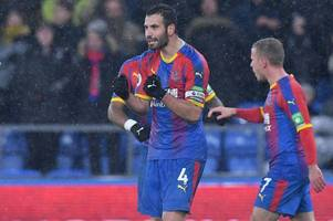 Crystal Palace 'deserved' to beat Leicester City says match-winner Luke Milivojevic