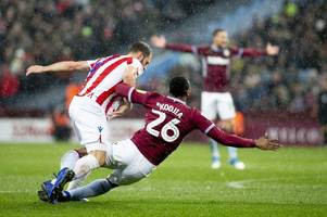 charges brought after ugly scenes during aston villa's draw with stoke