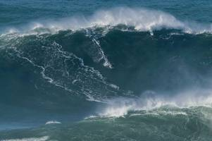 the nazare in portugal - newquay surfer tom butler rides 'biggest' wave in the world at 100ft