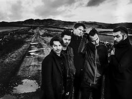 editors' tom smith, ed harcourt for stand up to cancer show