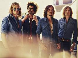 the darkness' justin hawkins on christmas, bake off, and bohemian rhapsody