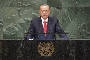 Erdogan: Turkey to launch East of Euphrates operation 'any moment'
