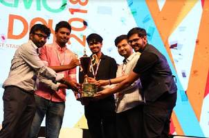 modulus clinches title of startups club's demo day 2018, wins 10 lakh cash prize