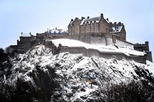 Glasgow and Edinburgh set for white Christmas with great odds on festive snow