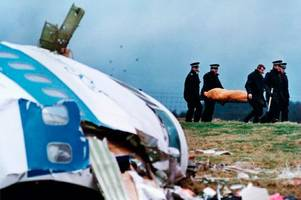 Lockerbie 30 years on: The town remembers but there are few words