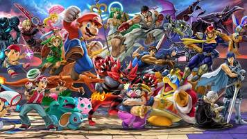 Top player presents Super Smash Bros. Ultimate tier list