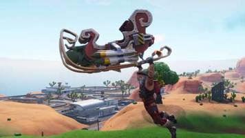 Here's When Fortnite's Next Update Drops, But Not With The New Driftboard