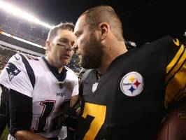 Steelers make statement by finishing off Tom Brady, Patriots