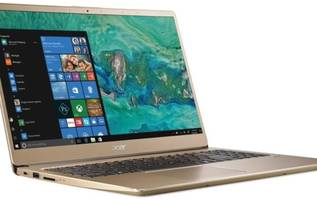 Upgrade to a kitted-out Acer Swift 3 laptop with a Core i5 and 8GB of RAM for $400 today