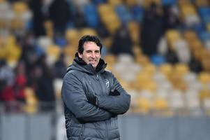 BT Sport pundit on Unai Emery's Arsenal youth policy in the Europa League knockout stages
