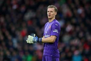 bernd leno speaks out on his error against southampton - and it might concern arsenal fans
