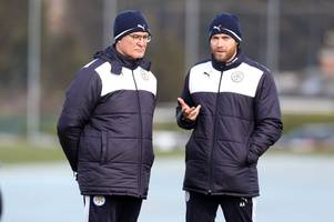 the coaching staff claudio ranieri has brought to fulham to help him in their quest for survival