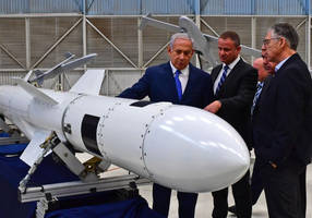 netanyahu: israel has missiles that can strike any target in the middle east