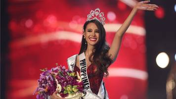 pageant-mad philippines celebrates miss universe win
