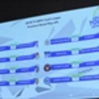 uefa youth league play-off draw made